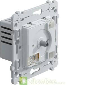 Kallysta Thermostat d'ambiance WK310 Hager Kallysta Hager