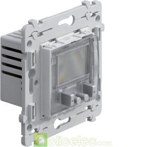 Kallysta Thermostat programmable WK311 Hager Kallysta Hager