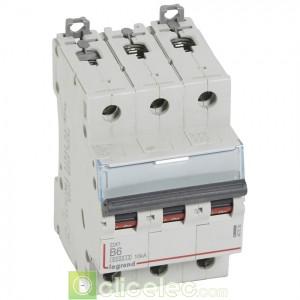 DX3 3P B6 6000A/10KA 407530 Legrand Disjoncteurs PH+N