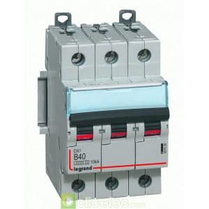 DX3 3P B40 6000A/10KA 407536 Legrand Disjoncteurs PH+N