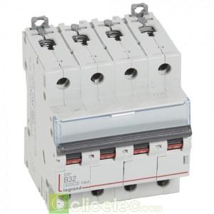 DX3 4P B32 6000A/10KA 407598 Legrand Disjoncteurs PH+N