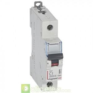 DX3 1P C1 6000A/10KA 407646 Legrand Disjoncteurs PH+N