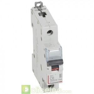 DX3 1P C6 6000A/10KA 407650 Legrand Disjoncteurs PH+N