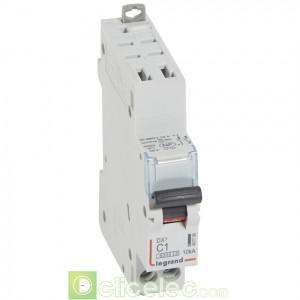 DX3 1P+NG C1 6000A/10KA AUTO 407706 Legrand Disjoncteurs PH+N
