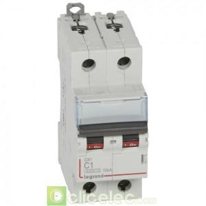 DX3 2P C1 6000A/10KA 407776 Legrand Disjoncteurs PH+N