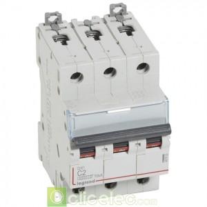 DX3 3P C2 6000A/10KA 407822 Legrand Disjoncteurs PH+N