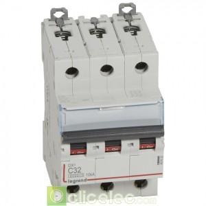 DX3 3P C32 6000A/10KA 407832 Legrand Disjoncteurs PH+N