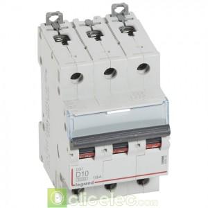 DX3 3P D10 6000A/10KA 408058 Legrand Disjoncteurs PH+N