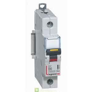 DX3 1P B6 10000A/16KA 408884 Legrand Disjoncteurs PH+N