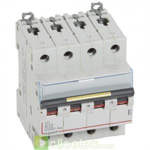 DX3 4P B32 10000A/16KA 409085 Legrand Disjoncteurs PH+N