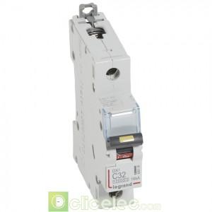 DX3 1P C32 10000A/16KA 409136 Legrand Disjoncteurs PH+N