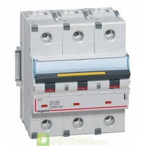 DX3 3P D125 10000A/16KA 409508 Legrand Disjoncteurs PH+N