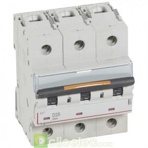 DX3 3P D25 25KA 409835 Legrand Disjoncteurs PH+N