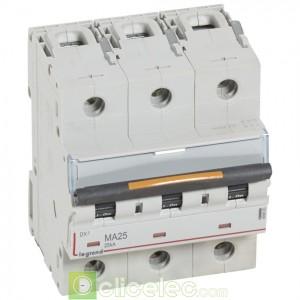 DX3 3P MA25 25KA 409883 Legrand Disjoncteurs PH+N