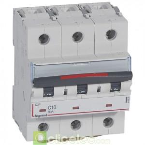 DX3 3P C16 36KA 410021 Legrand Disjoncteurs PH+N