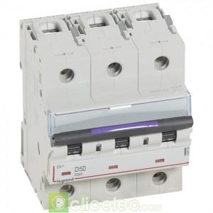 DX3 3P D50 50KA 410218 Legrand Disjoncteurs PH+N