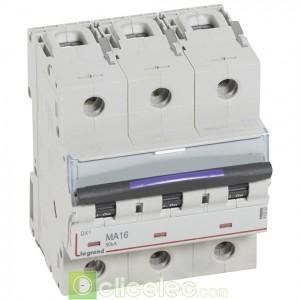 DX3 3P MA16 50KA 410252 Legrand Disjoncteurs PH+N