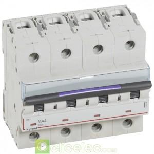 DX3 4P MA4 50KA 410258 Legrand Disjoncteurs PH+N