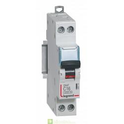 Disjoncteur DNX3 1P+NG C16 4500A 1M 406774 Legrand