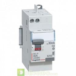 Interrupteur différentiel DX3-ID 2P 40A A 30MA TGA - 411638 Legrand