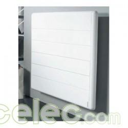 Chauffage radiateur à corps de chauffe aluminium  KENDO DIGITAL H BLANC 0750W  Atlantic