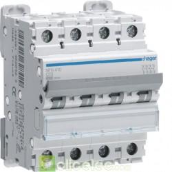 Disj.4P 6-10kA C-10A 4m NFN410
