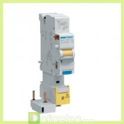Bloc différentiel 1P+N 25A 300mA AC BFC225F Hager