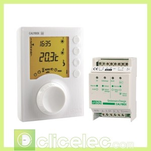 CALYBOX 230 Delta dore Thermostats d'ambiance