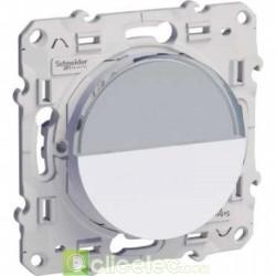ODACE POUS PORTE-ETIQ BLC S520266 Schneider