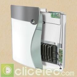 Chauffage radiateur à corps de chauffe en fonte HYPNOSE Thermor