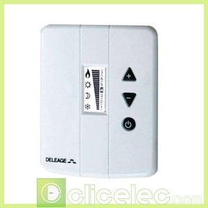 TAI 62 Deléage Thermostat plancher chauffant