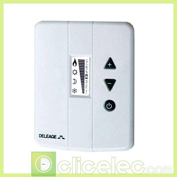 Thermostat plancher chauffant tai 62 del age - Thermostat plancher chauffant electrique ...