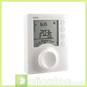 Tybox 117 Delta dore Thermostats d'ambiance