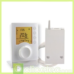 Tybox 137 Delta dore Thermostats d'ambiance