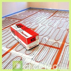 Chauffage plancher chauffant KS Thermor