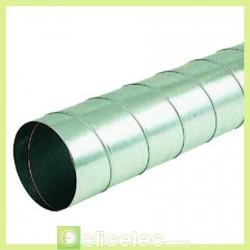 Conduit rigide galvanisé 3 métres T 125/3 D 125 - 523774