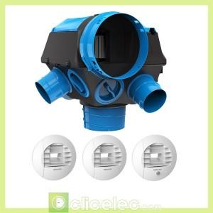 HYGROCOSY BC Kit piles - 412294 Atlantic VMC simple flux