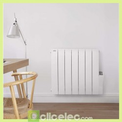 Chauffage radiateur à corps de chauffe fluide ATOLL TAX Acova