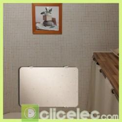 Chauffage radiateur à corps de chauffe en verre Naturay ultime 3.0 Campa