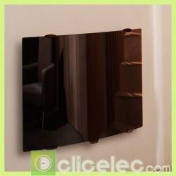 Chauffage radiateur à corps de chauffe en verre Campaver GALBÉ Campa
