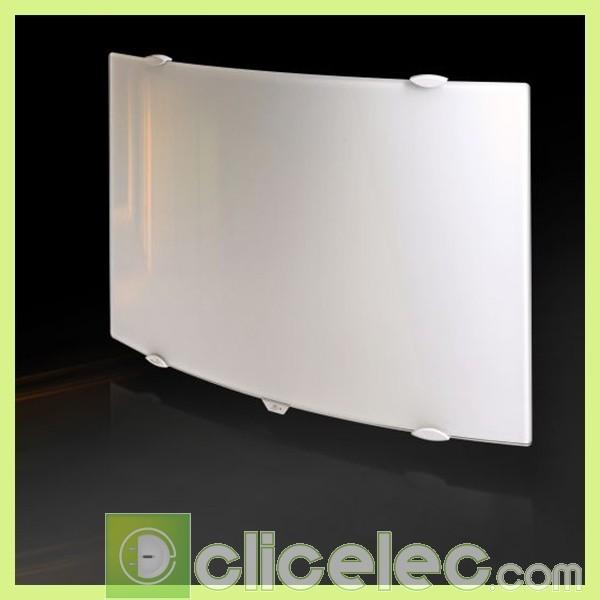 radiateur en verre chauffant campaver galb campa. Black Bedroom Furniture Sets. Home Design Ideas