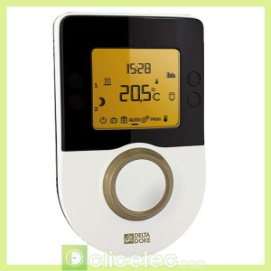TYBOX 1010 WT Delta dore Thermostats d'ambiance